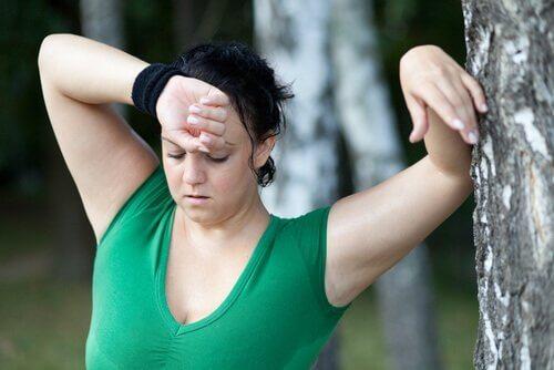 Stress und Cortisol - wie Hormone dein Gewicht beeinflussen.