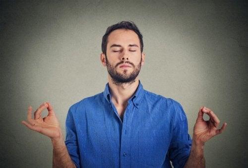 emotionale Erschöpfung durch Meditation lindern