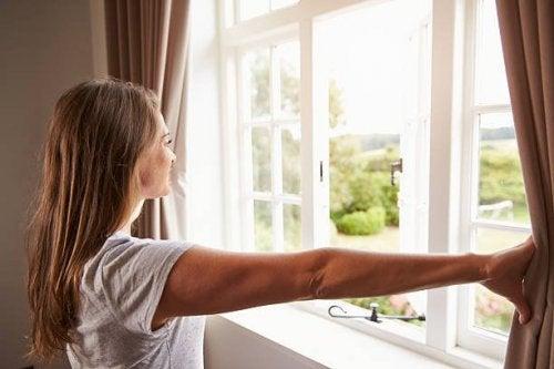 Tipps gegen Traurigkeit: Für frischen Wind sorgen