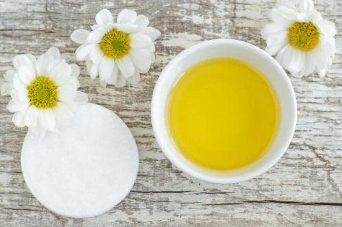 Öl ist in der Mayonnaisekur enthalten