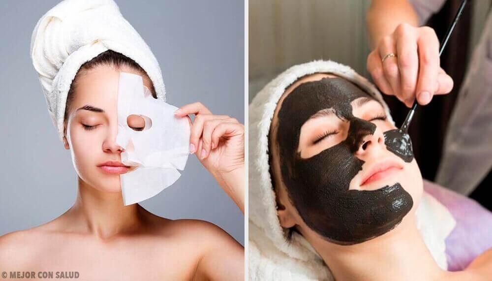 6 revitalisierende Peeling-Masken mit Gelatine