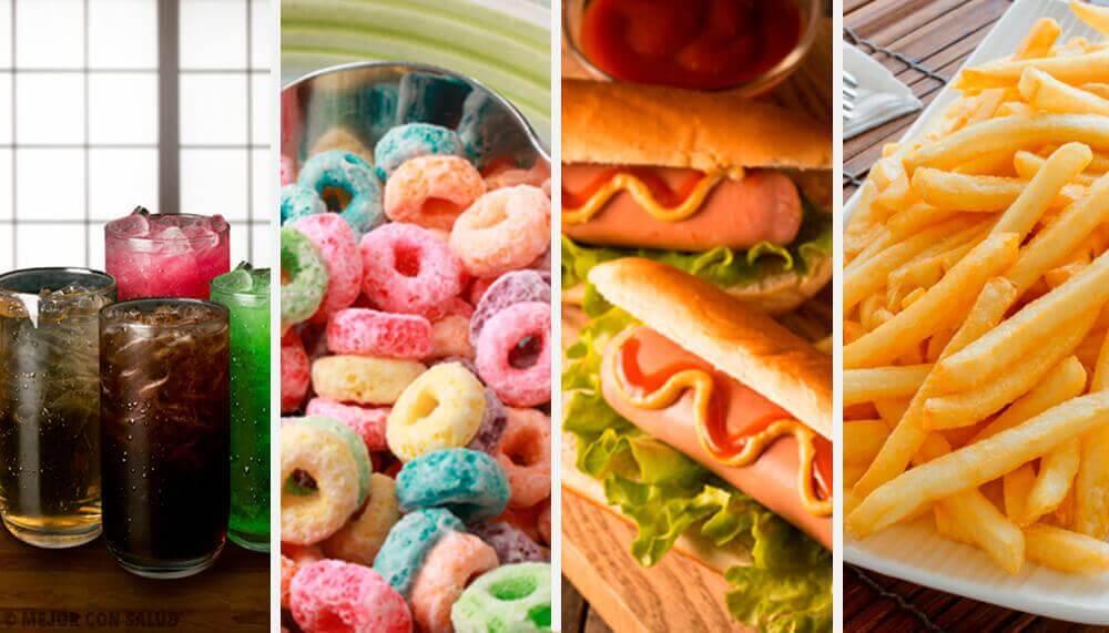 15 schädliche Lebensmittel, die du auf keinen Fall essen solltest