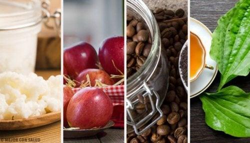10 Lebensmittel für einen empfindlichen Magen!