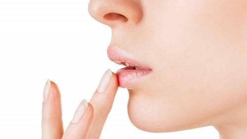 Lippenpflege - reines Arganöl