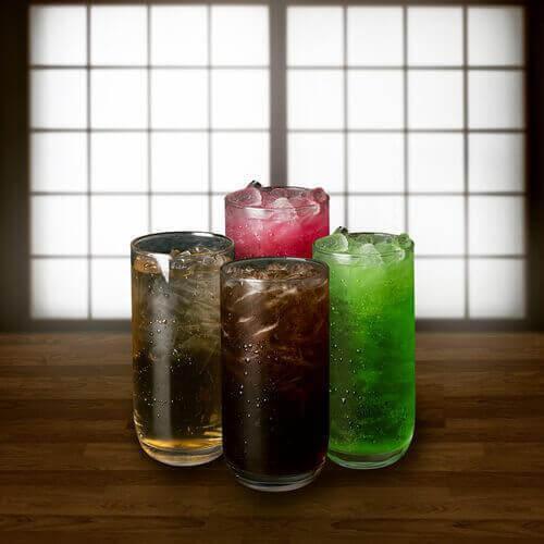 Soft Drinks - schädliche Lebensmittel