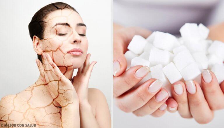 Trockene Haut – diese 3 natürlichen Peelings helfen!