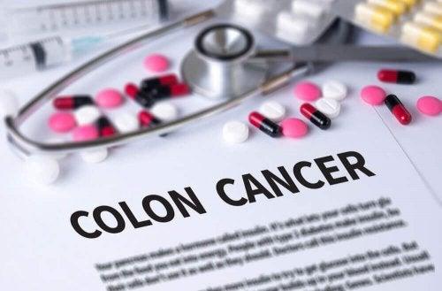 Medikamente - Behandlung von Darmkrebs