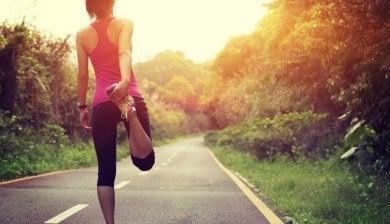 Stärkungsübungen - gegen Rückenschmerzen