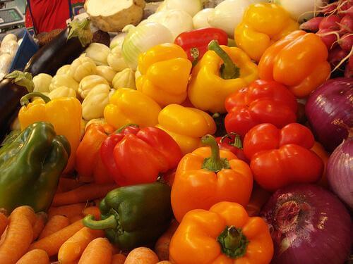 Gemüse - Hyaluronsäure