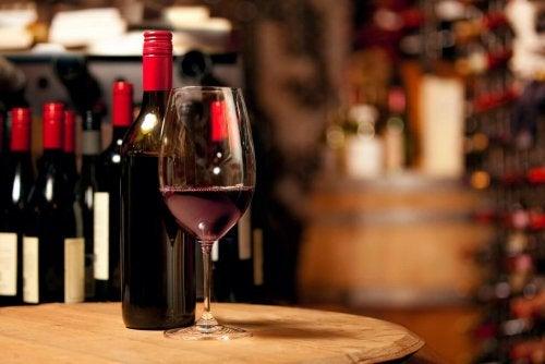 Rotwein hält Herz gesund