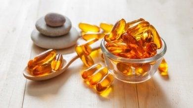 5 Vorteile von Fischöl
