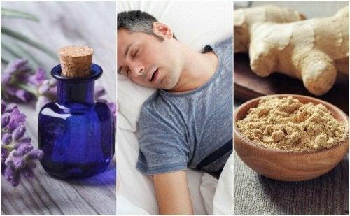 5 natürliche Heilmittel gegen Schlafapnoe