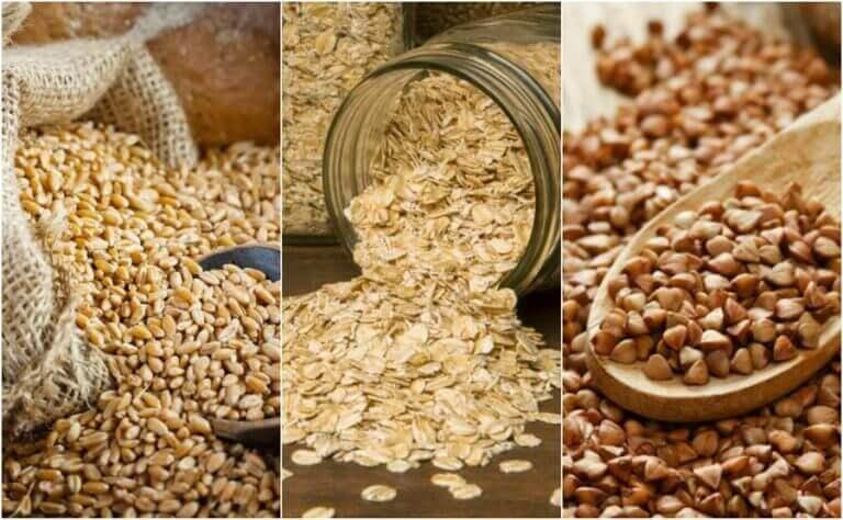 6 gesunde Getreidesorten, die du in deine Ernährung einbauen solltest