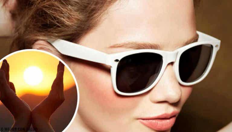 Was passieren kann, wenn du keine gute Sonnenbrille trägst