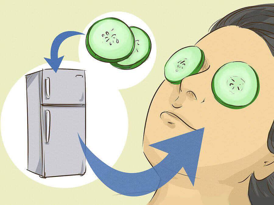 9 Gesichtsmasken gegen Augenringe!