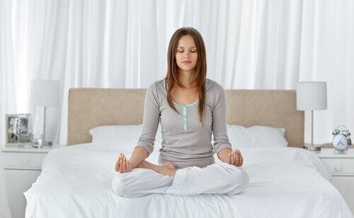 Atmen lässt dich besser schlafen