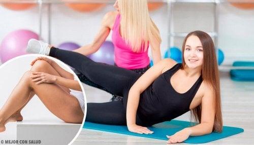 Definierte Beine dank dieses Workouts!
