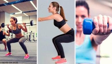Die besten Squat-Übungen!