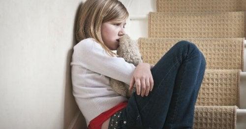 Eltern-Kind-Entfremdung wenn Kind Angst hat