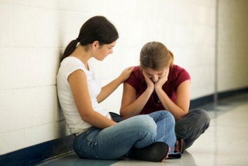 Emotional unreife Menschen sind nicht empathisch!