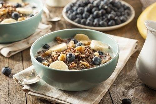Frühstück erleichtert das Aufstehen