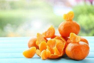 Gesunde Marmelade aus Mandarinen.