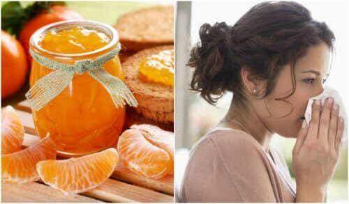 Gesunde Marmelade zur Stärkung des Immunsystems