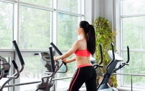 Kardio lässt deine Muskeln nicht wachsen.