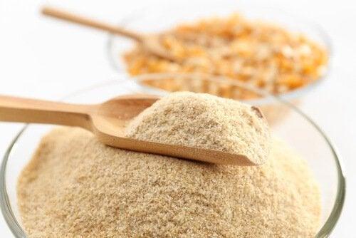 gesunde Getreidesorten: Mais
