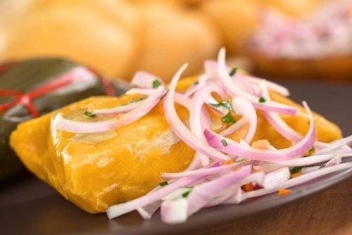 Tamales zubereiten