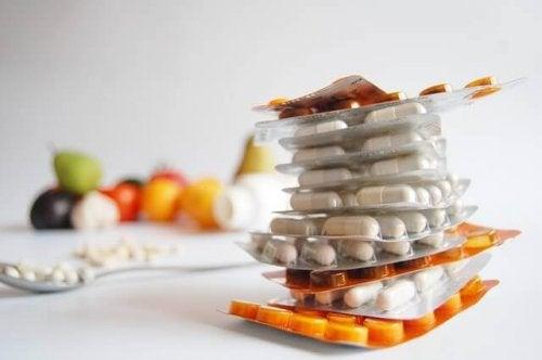 Die Affinität der Medikamente gegen Bluthochdruck variiert.