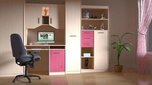 Ordnung kann deine Wohnung verschönern