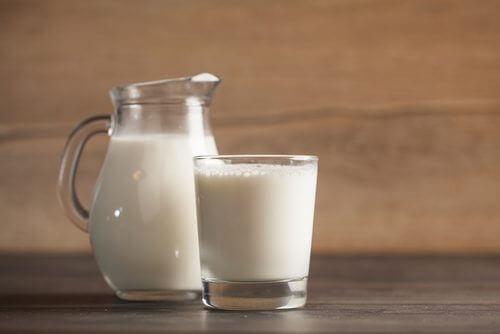 Produkte aus Buttermilch sind natürlche Fettverbrenner