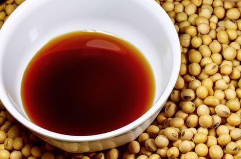 Rezept für chinesischen Reis: Sojasoße