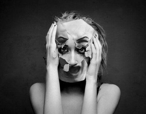 Spiegel deines Selbst Maske