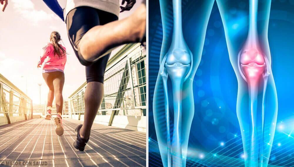 Tägliche Gewohnheiten, die schmerzende Knie verursachen