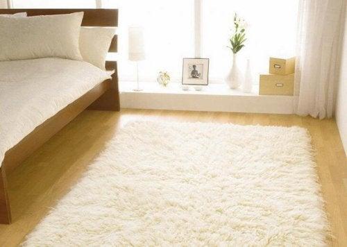 Teppiche können die Wohnung verschönern