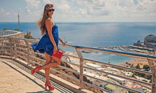 der passende Schuh zum Kleid