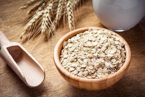 Gesunde Getreidesorten: Hafer