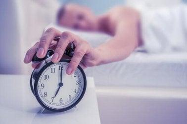 Wecker erleichtert das Aufstehen