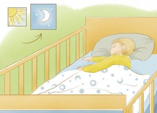 Wie du es schaffst, dass dein Kind nachts durchschläft