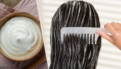 Wunderschönes Haar dank Mayonnaisekur