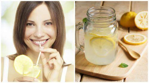 Zitronen unterstützen dich beim Abnehmen