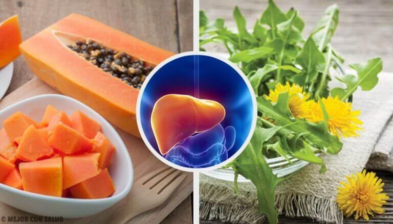 Naturheilmittel, die bei einer Leberentzündung helfen