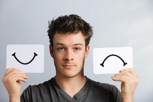 Bipolare Störungen: Psychotische Charakterzüge