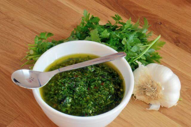 Chimichurri: perfekte Sauce zu Grillfleisch