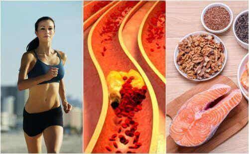 6 Gewohnheiten, um Cholesterin natürlich zu kontrollieren