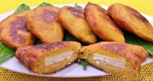 5 leckere Rezepte: gefüllte Kochbananen