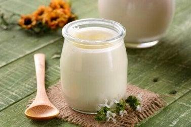 griechischer Joghurt ist eine gute Wahl