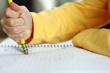 Lernschwäche bei Kindern erkenne